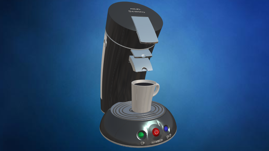 coffee machine - senseo Coffee machine black